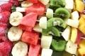 brochettes de fruits d'ete