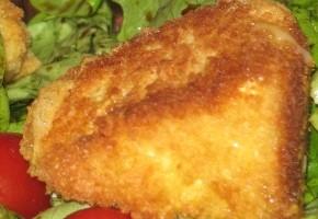 camembert pané frit