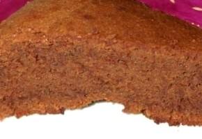 gâteau au chocolat (sans levure)