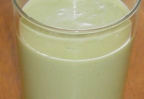 milk shake de fèves