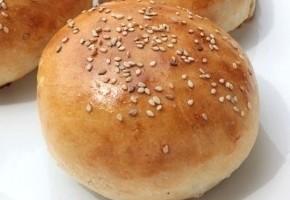 pains à hamburger maison (buns)
