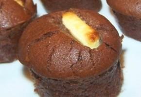 petits gâteaux aux 2 chocolats