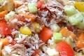 salade melee au riz