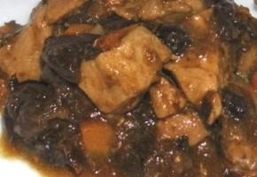 Recette saut de porc la cannelle et aux pruneaux pagawa cuisine - Saute de porc cocotte minute ...