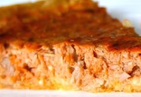 recette tarte au thon et tomates pagawa cuisine. Black Bedroom Furniture Sets. Home Design Ideas